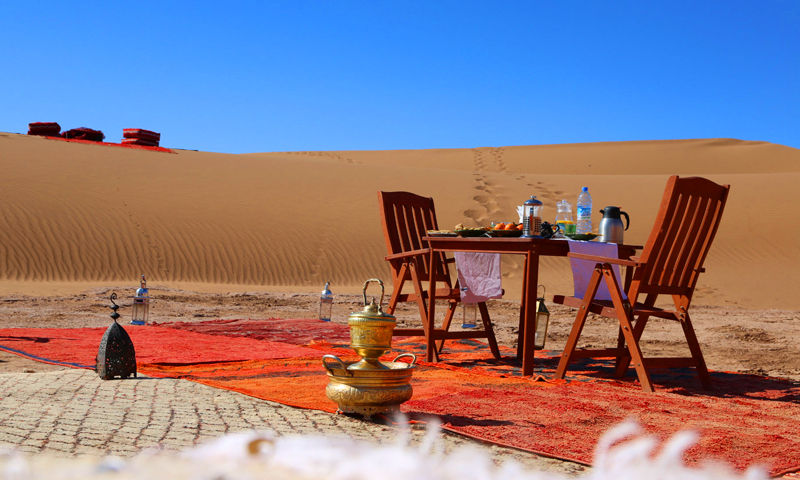 10 Days Morocco northern, imperial and desert tour from Casablanca