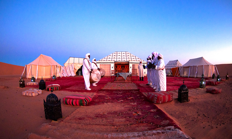 15 Days Tour Of Morocco From Casablanca To The North & South