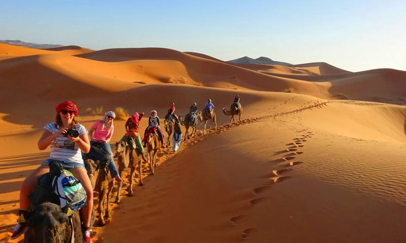 9 Days Imperial Cities South Morocco and desert tour from Casablanca