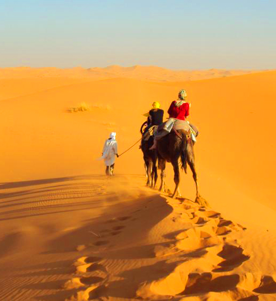 3 Days Sahara Desert Tour from Fes to Merzouga and back to Fes