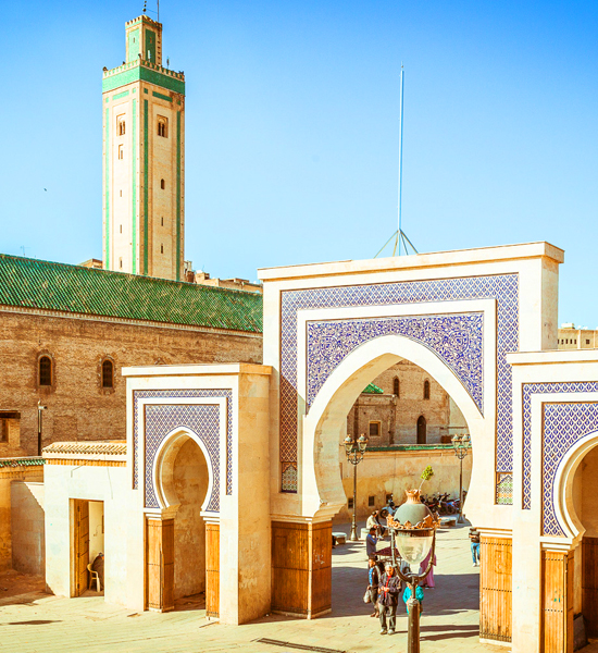 6 days tour from fes to historic and modern cities in northern Morocco