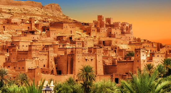Full day private tour to ouarzazate and unesco kasbahs From Marrakech
